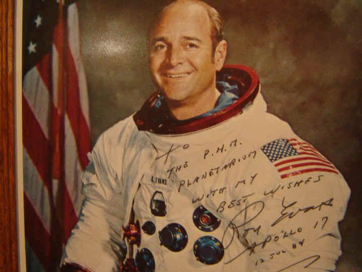 ronald evans astronaut - photo #2
